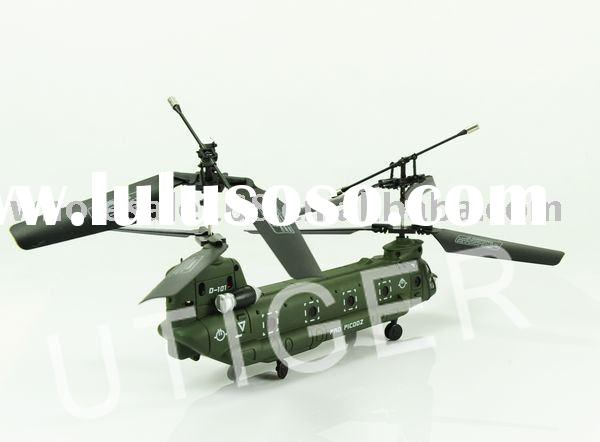 3 Channel Radio Control Mini Helicopter Toy