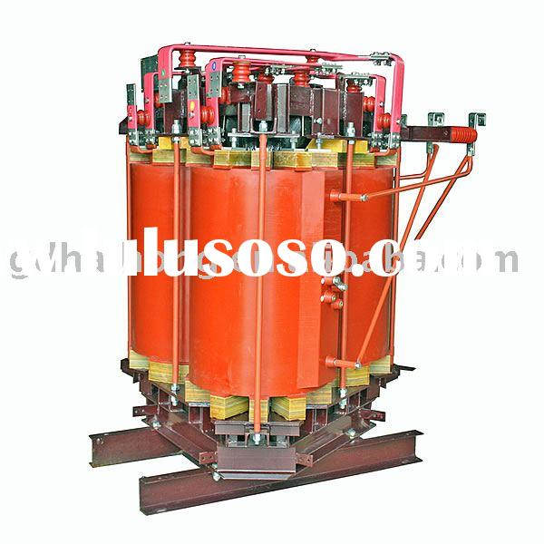 3-Dimensional Wound Core Cast Resin Dry-type Transformer