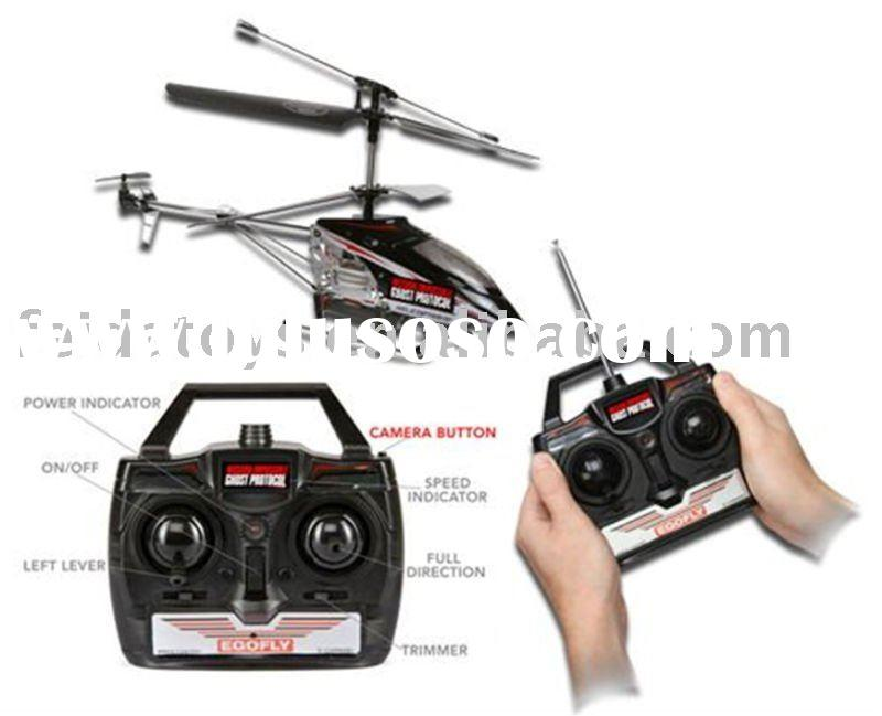 3ch remote control helicopter (Gyro&camera)