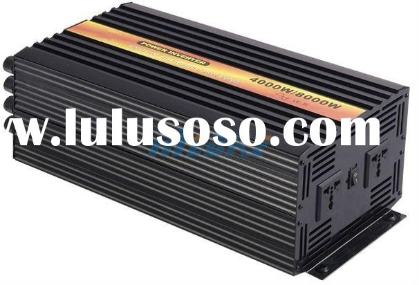 4000W pure sine wave power inverter , inverter ,power inverter with charger