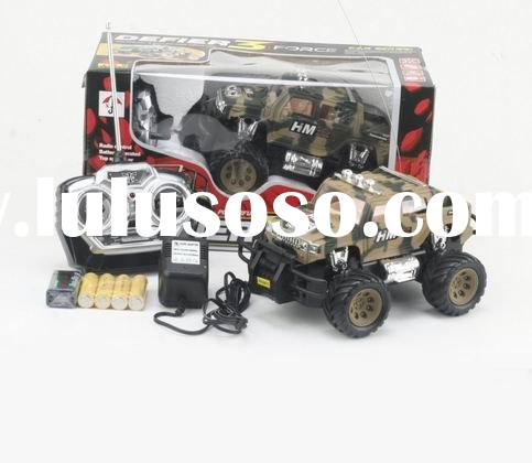 4 Function Remote Control Car Toy with Charger