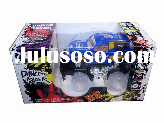7 Function Remote Control Dancing Car with Light and Charger