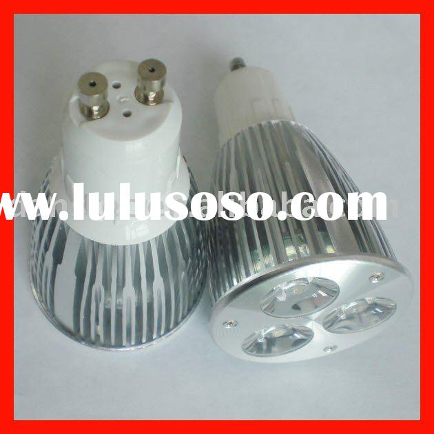 9W dimmable LED spot light