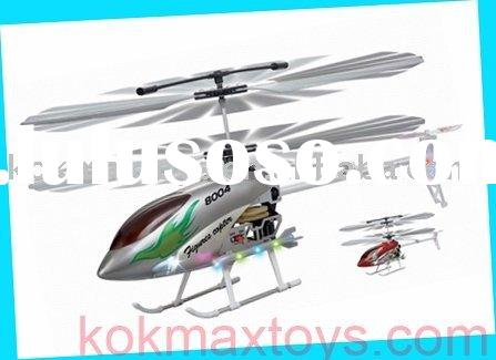 Battery Operated RC Toys Big Size Super Bright Gyro Strong Metal Frame Outdoor RC Helicopter