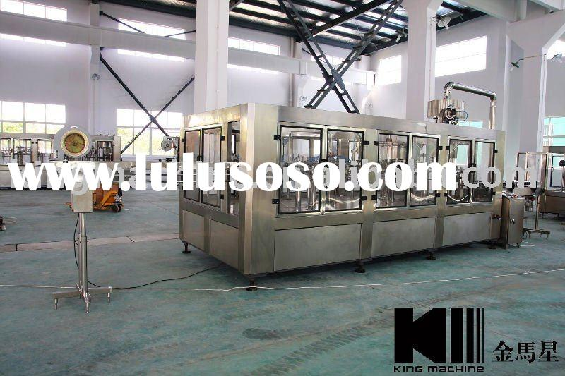 Carbonated Drink Filling Machine For Cola