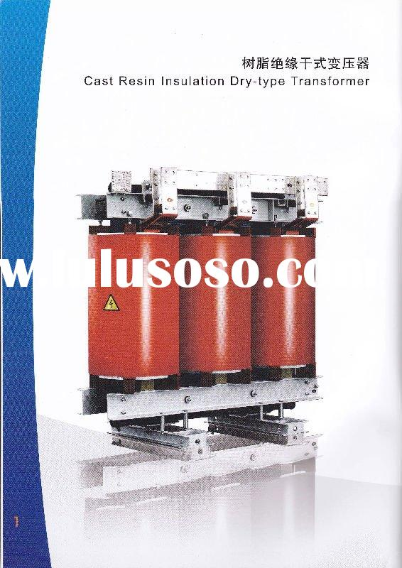Cast Resin Insulation Dry-Type Transformer