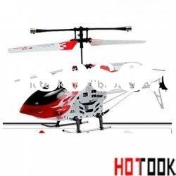 Dropshipping --NO.T505 Titan Infrared Remote Control Mini Gyro Helicopter toy