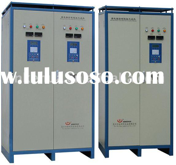 Dry transformer type plate formation machine