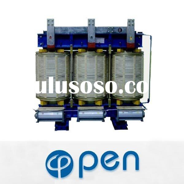 Environmental protection dry-type power transformer