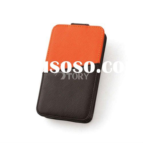 Fashion Custom Leather Mobile Phone Case