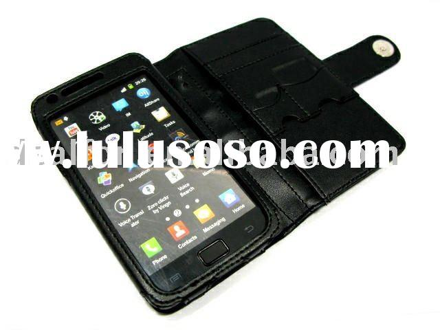 For Samsung Galaxy S II  i9100 Galaxy S2 Smartphone PDA Delux Horizontal Leather Case