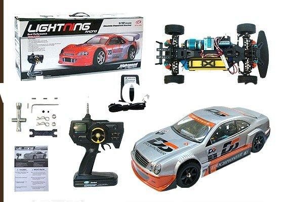 High rc car with battery electric toy+ free shipping by China post