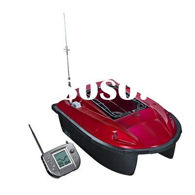 Intelligent Remote Control Bait Boat WITH ELECTRONIC COMPASS;GPS SYSTEM & SONAR-TYPE FISH FINDER