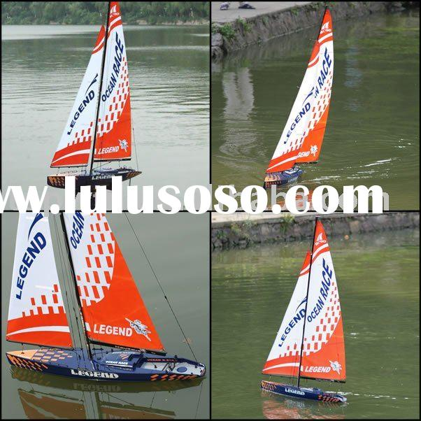 LEGEND Sailing RTR electric rc boat(Fibreglass Hull)