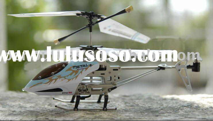 Metal 3 ch Remote Control Toys Indoor Helicopter (PB2068)
