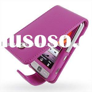 New Design Leather Case for Samsung s5230