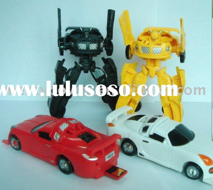 New transformers and car USB flash memory