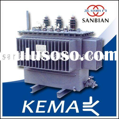 pdf core type oil filled power transformers