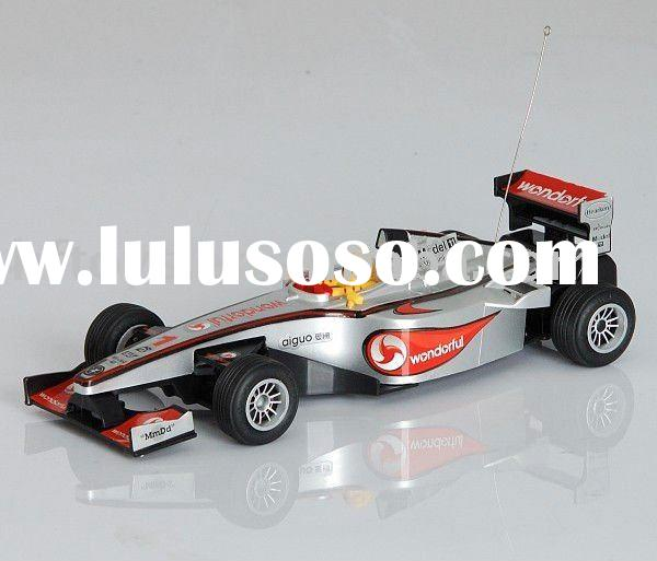 Plastic car F1- 1:18 R/C F1 CAR Radio Control Toys & Hobbies Item No.2493B