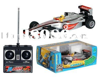 R/C TOY 1:18 R/C F1 Black Hot & New toy car radio control car remote control car