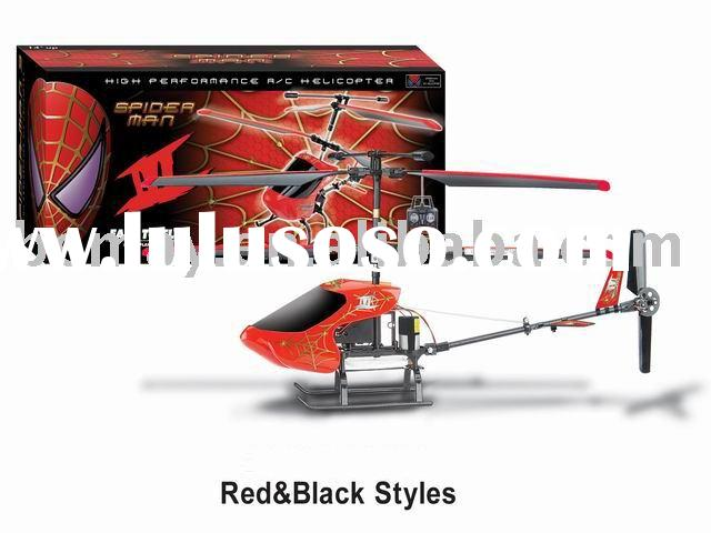 Remote Control spiderrman helicopter toy(169700)