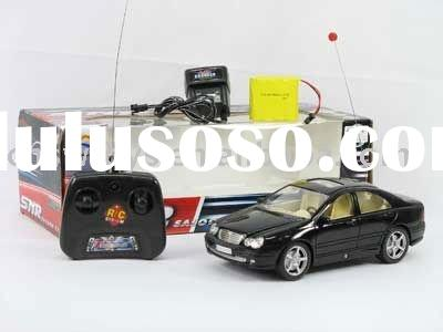 Remote control car w/light/music/battery/charger