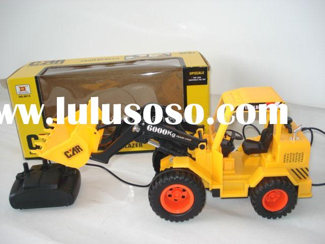 Remote control construction truck,toy car,dump car,wire control toy,remote control toy,remote contro