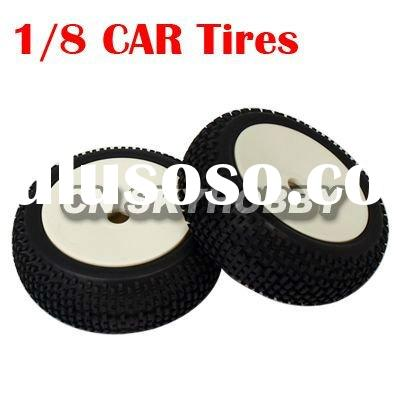 Remote control hobby parts/ cart parts rc car tire -1224580
