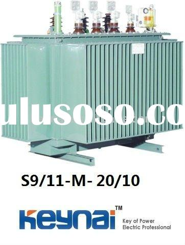 S9/11-M-20KVA Oil Immersed Distribution Transformer