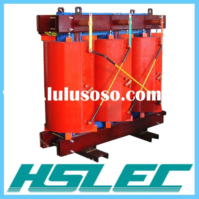 SC(B) 10kV Cast Resin Insulated Dry-type Distribution Transformers