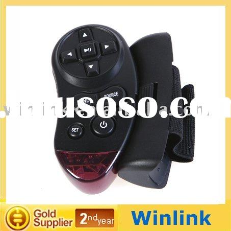 Steering Wheel remote for Car DVD Player GPS