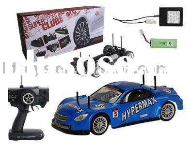 TOY CAR 1/10 scale high speed 4WD R/C car Radio control car Remote control car Item No.82114