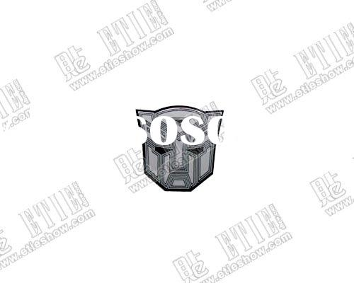 The Transformers  autobots stainless steel thin car sticker