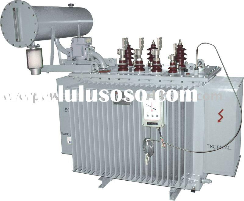 Three Phase oil-immersed Power Distribution Transformers