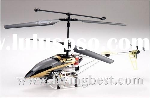 Three-channel remote control helicopter (F900098)