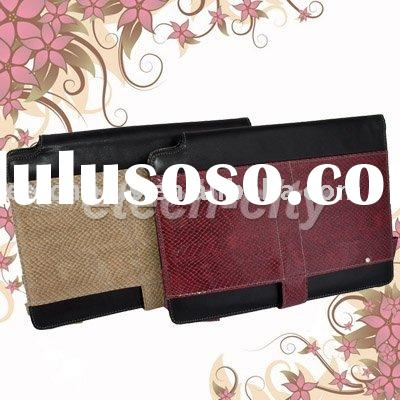 Universal PU Leather case for Netbook (Crocodile Pattern)