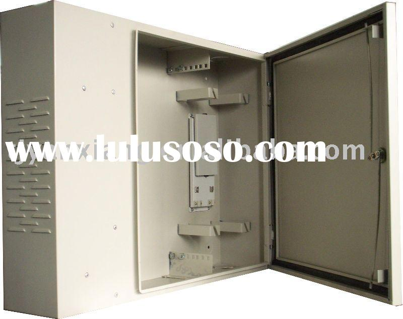 Wall Mounted Distribution Box With Heat Exchanger
