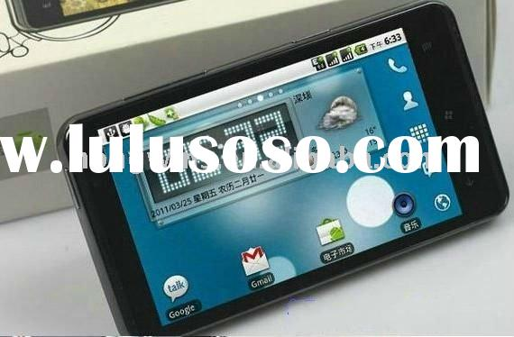 Wholesale - Hero H7000 4.3 inch HD capacitive mult-touch Android 2.2 smartphone dual SIM GPS