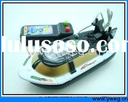 Wired Remote Control Ship Toys