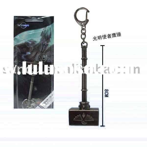 World of Warcraft(wow) Action Figures / Game Figure  keychain. wholesale