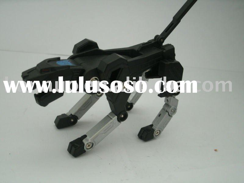 (Private mode)Transformers USB flash drive/ Plastic New Ravage Robot dog USB flash drive 1G---16G