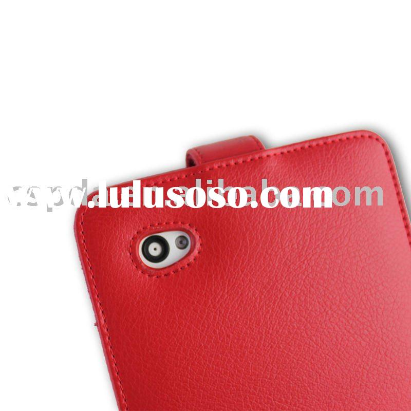 red leather case  for samsung Galaxy Tab P1000