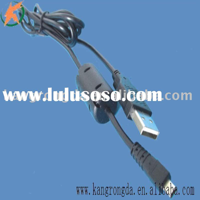 standard USB 2.0 to mini usb cable assembly