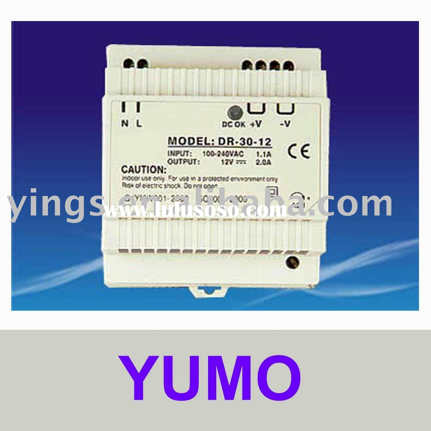 switching power supply Din rail series 30W