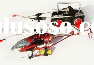 wholesale paypal gyro remote controll helicopter toy with led light
