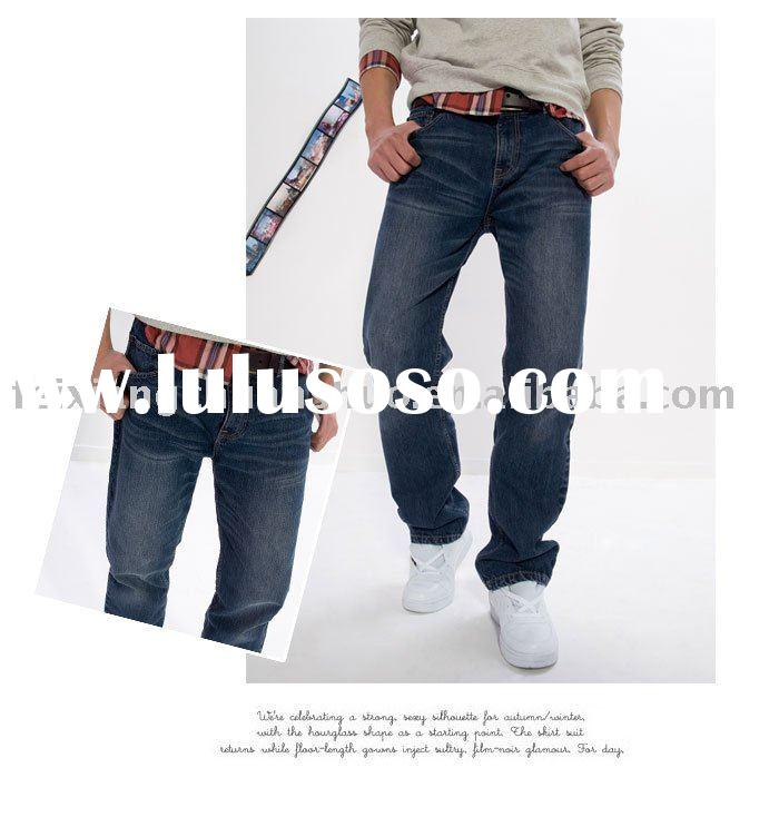 2011 newest latest design jeans pants