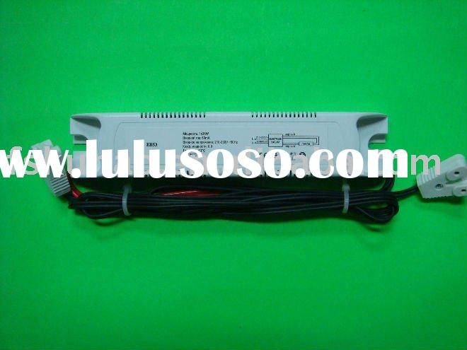 8 fluorescent lamp electronic ballast 1x36W