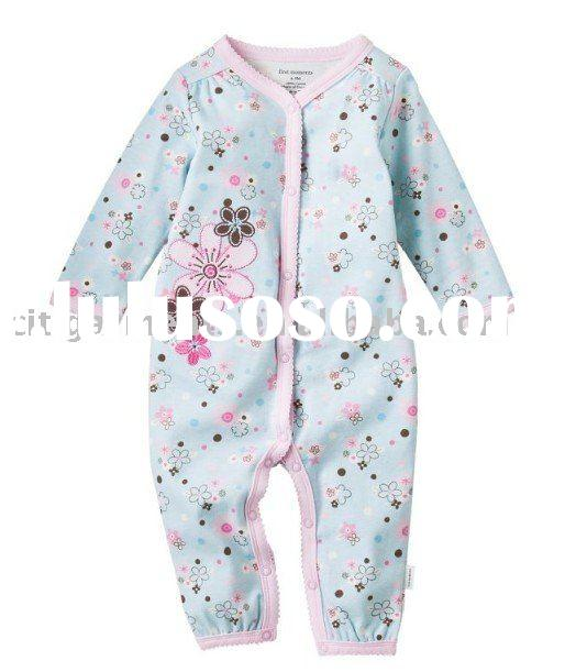BABY jumpsuits, sleepwear , infant jumpsuit ,nightwear  (manufactory )