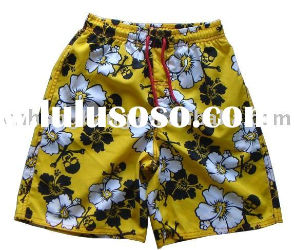 Bermuda Shorts Flower All over printed