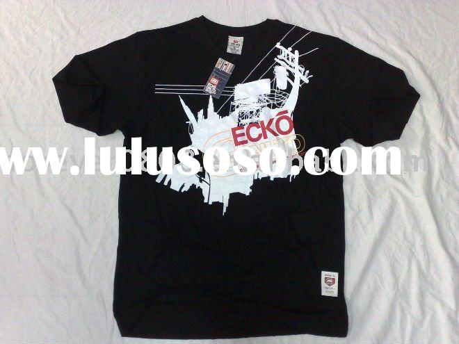 Hip-hop t-shirt , 100%cotton t-shirt printing, 2011, the latest styles.
